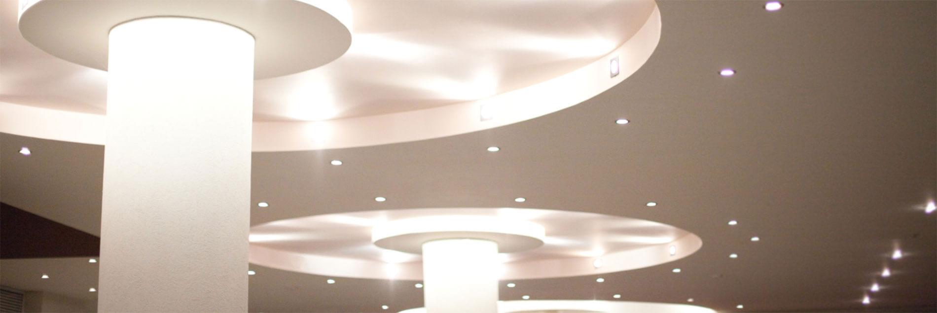 Yela lighting slider home kantoorverlichting LED
